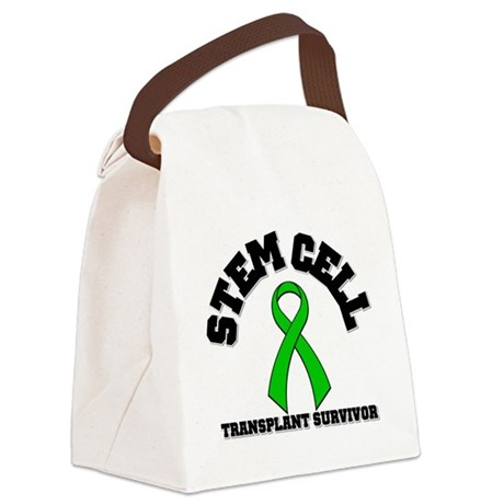 sctsurvivor2.png Canvas Lunch Bag