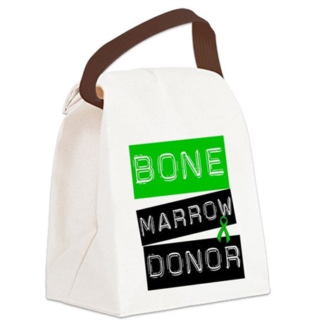 bmtdonorlabel.png Canvas Lunch Bag