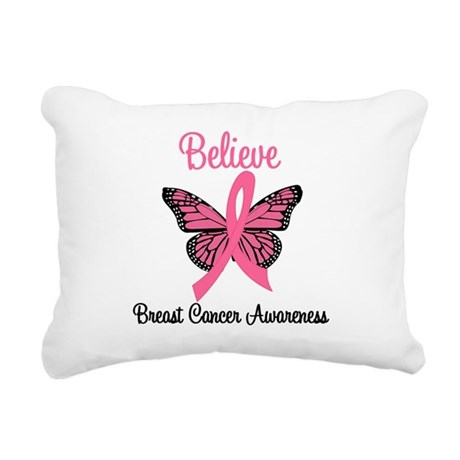 believebc.png Rectangular Canvas Pillow