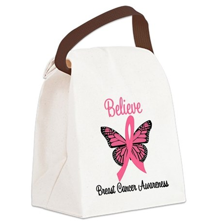 believebc.png Canvas Lunch Bag