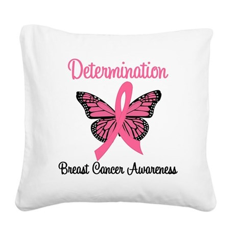 empoweredbc.png Square Canvas Pillow