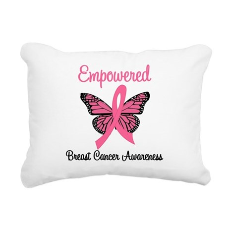 empoweredbc.png Rectangular Canvas Pillow