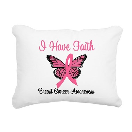 iwillwinbc.png Rectangular Canvas Pillow