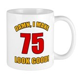 75 Looks Good! Small Mugs