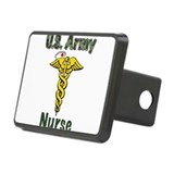 US Army Nurse Rectangular Hitch Cover