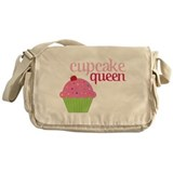 Cupcake Queen Messenger Bag