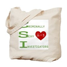Unique Crime Tote Bag