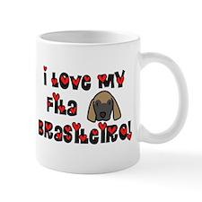 Love Fila Brasileiro Mug