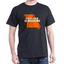 MISSOURI TSHIRT FUNNY MISSOUR T-Shirt