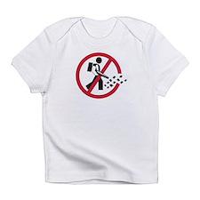 noleaftblowers Infant T-Shirt