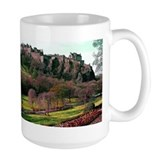 Edinburgh Castle View Mug
