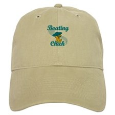 Boating Chick #3 Baseball Cap