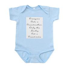 Grand-mere Infant Bodysuit