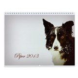 Piper 2013 Inspirational Wall Calendar