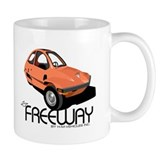HMV Freeway Small Mug