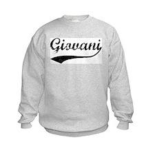 Vintage: Giovani Sweatshirt