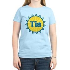 Tia Sunburst T-Shirt