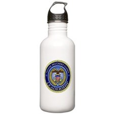 NAVAL SEA CADET CORPS - LEADERSHIP Water Bottle