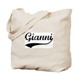 Vintage: Gianni Tote Bag