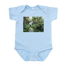 Charleston SC Palmettos Garden & Gazebo Infant Bod