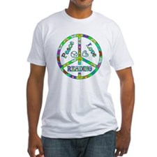 Peace Love Reading Shirt