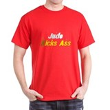 Judo Kicks Ass T-Shirt