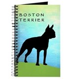 boston terrier bright sky Journal