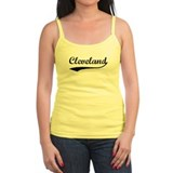 Vintage: Cleveland Ladies Top