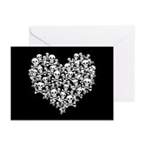 Anti valentine cards Greeting Cards (10 Pack)