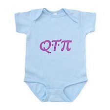 Q*T*Pi Infant Bodysuit