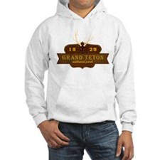 Grand Teton National Park Crest Hoodie