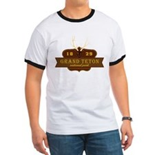 Grand Teton National Park Crest T