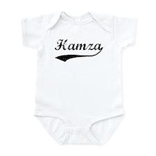 Vintage: Hamza Infant Bodysuit