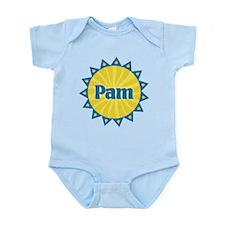 Pam Sunburst Infant Bodysuit