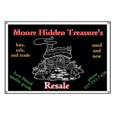 Moore Hidden Treasure Banner