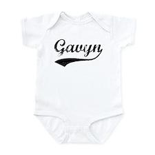 Vintage: Gavyn Infant Bodysuit