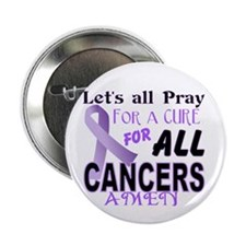 "All Cancer 2.25"" Button (100 pack)"