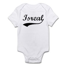 Vintage: Isreal Infant Bodysuit
