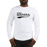 Vintage: Alvaro Long Sleeve T-Shirt