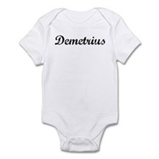 Vintage: Demetrius Infant Bodysuit