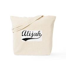 Vintage: Alijah Tote Bag