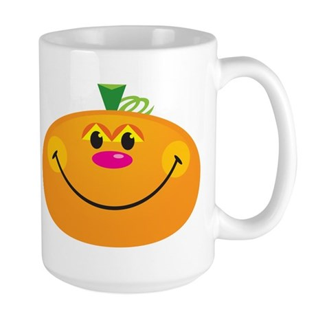 Pumpkin Fun: Large Mug