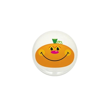 Pumpkin Fun: Mini Button