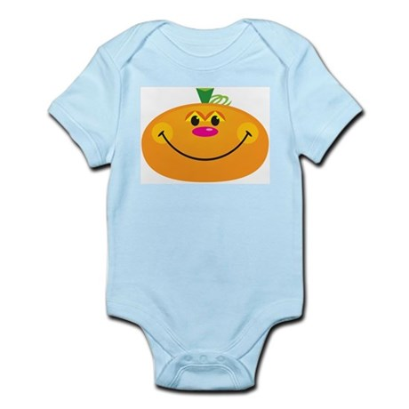 Pumpkin Fun: Infant Bodysuit