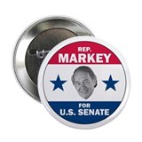 "Edward Markey for Senate 2.25"" Button"