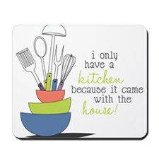 A Kitchen Mousepad