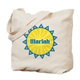 Mariah Sunburst Tote Bag