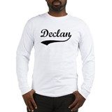 Vintage: Declan Long Sleeve T-Shirt