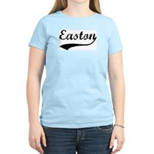 Vintage: Easton Women's Pink T-Shirt