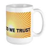 In Good We Trust Mug